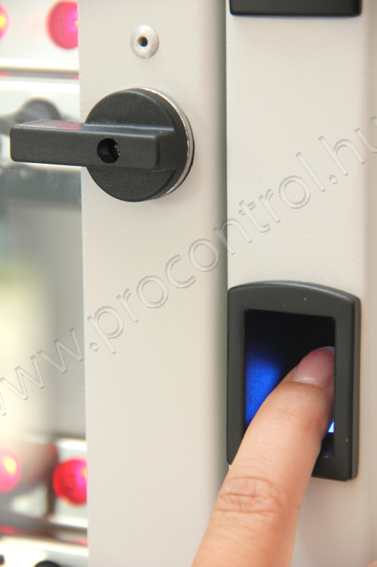 Keysafe Lock Intelligent Safety Key Cabinet With Rfid