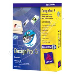 Software Avery Design Pro 4 0 Card Designer Card Printing Operation System Procontrol