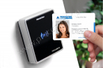 Proxer8-LF-4 proximity card reader, 125kHz,134kHz EM, Hitag, Tiris, Indala, ProxCardII, wall-mounted, RS485